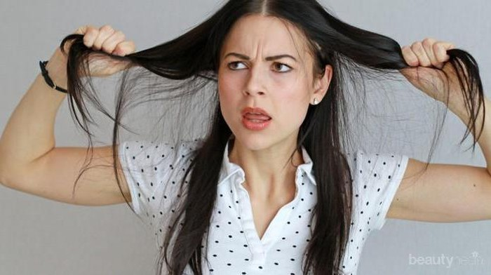 Praktis, 5 Cara Atasi Rambut Lepek Seharian