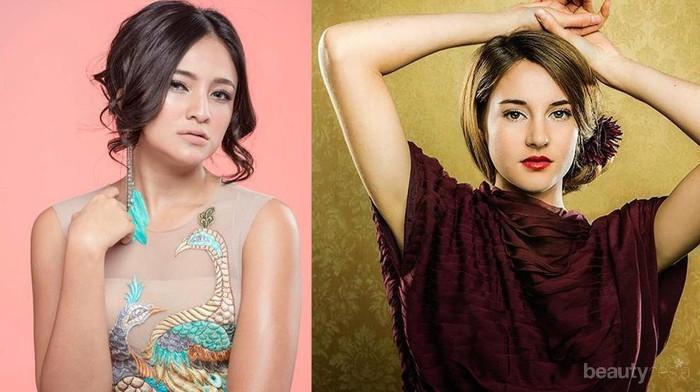 Deretan Artis Indonesia Yang Mirip Artis Luar Negeri Ada Idola Kamu