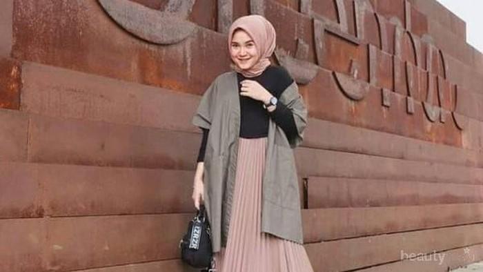 Hijab Style Inspirasi Padu Padan Cardigan Untuk Gaya Layering Yang Chic