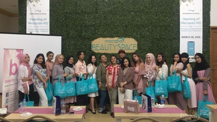 [EVENT] Beautynesia x Mecapan : Beautyfluencer Class