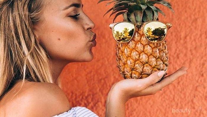 4 Fakta Buah Nanas, Si Segar Kaya Vitamin C yang Bikin Kulit Sehat