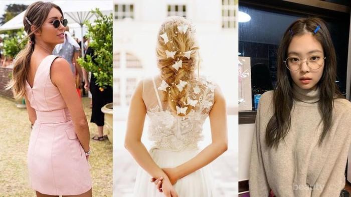 Ladies, Jepitan Rambut Masa Kecil Ini Kembali Trend di 2019! Kamu Pernah Punya?