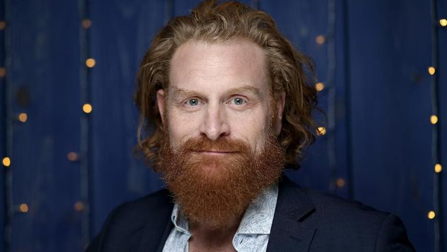 PARK CITY, UTAH - JANUARY 25: Kristofer Hivju of 'Downhill' attends the IMDb Studio at Acura Festival Village on location at the 2020 Sundance Film Festival Day 2 on January 25, 2020 in Park City, Utah.   Rich Polk/Getty Images for IMDb/AFP