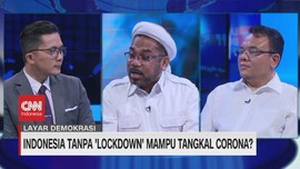 VIDEO: Indonesia Tanpa 'Lockdown' Mampu Tangkal Corona (1/4)