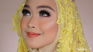 Ria Ricis Tampil Cantik dengan Makeup Pengantin ala Tasya Farasya, Bikin Pangling!