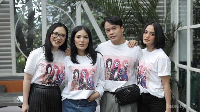 Romantic Retro Kolaborasi Make Over dan Tities Sapoetra dalam Fashion Nation XIII Edition 2019