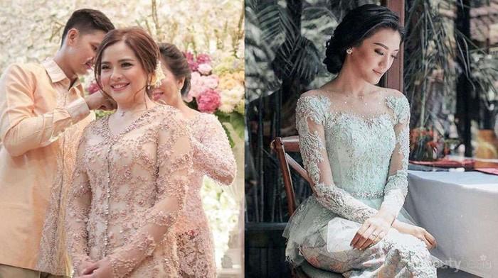 Inspirasi Desain Kebaya Modern ala Artis Indonesia, Bikin Penampilan Cantik Menawan!