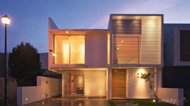 7 Inspirasi Desain Rumah Mewah Bergaya Minimalis Dan Modern
