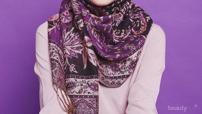 7  Inspirasi Tampil Cantik Saat Puasa & Lebaran dengan Kreasi Hijab ala Influencer Awkarin