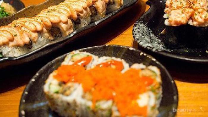 Dijamin Nggak Bakalan Nyesel! Kamu Wajib Coba 5 Menu Sushi Tei Terfavorit Ini!