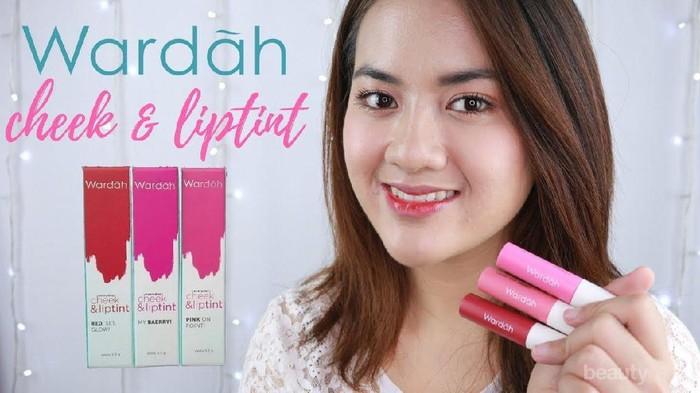 Bikin Cantik Natural, Ini Warna Wardah Everyday Cheek & Lip Tint yang Cocok Buat Kamu!