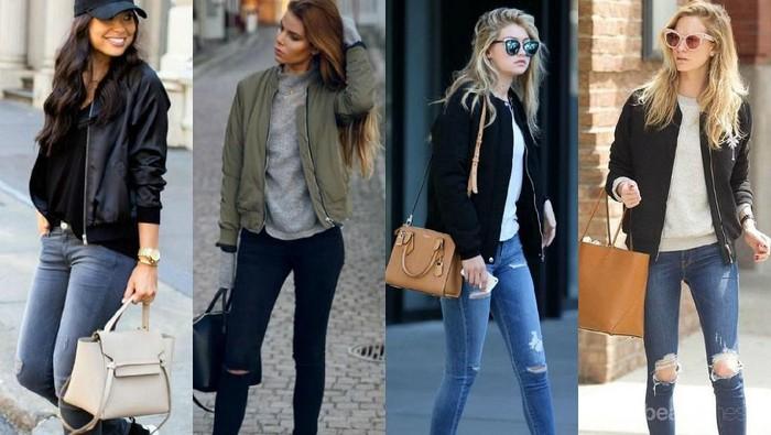 [FORUM] Mendingan beli bomber jacket or jeans jacket?