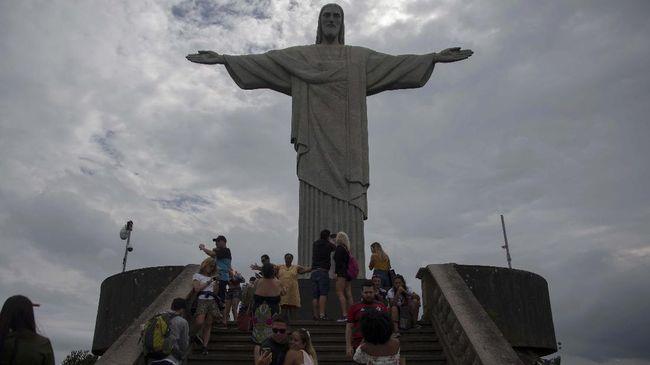 Ekonomi Brasil melaju 7,7 persen pada kuartal III 2020 setelah minus dua kuartal berturut-turut.