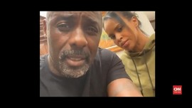 VIDEO: Pesohor Idris Elba Positif Covid-19