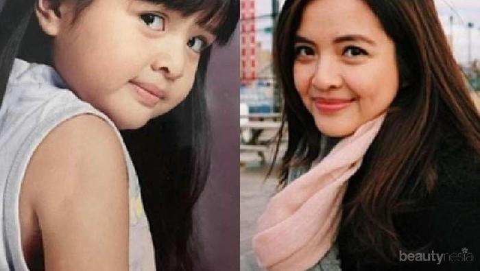 Makin Cantik dan Anggun! Inilah Penampilan Tasya Kamila dari Kecil hingga Sekarang