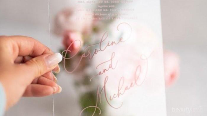 Wow, Undangan Pernikahan Unik Ini Bisa Jadi Insprasi untuk Acara Pernikahan Kamu!