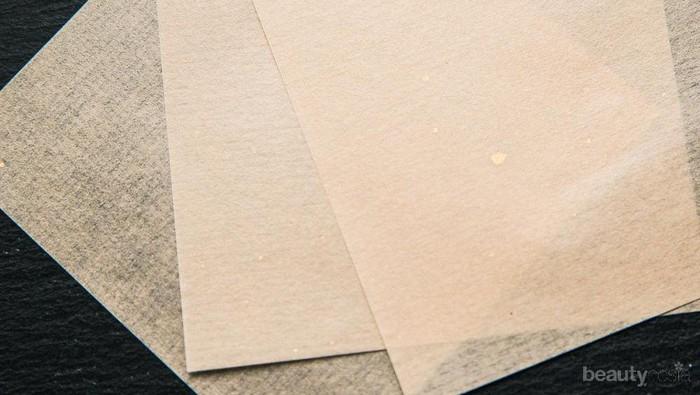 [FORUM] Menurut kalian wajib atau engga bawa oil paper kemana-mana?