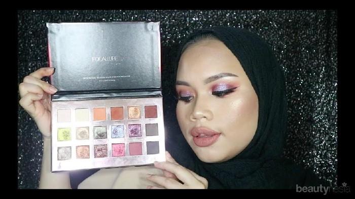 4 Rekomendasi Eyeshadow Focallure yang Paling Laris Diborong Beauty Enthusiast