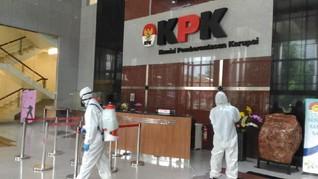 Cegah Covid, 75 Persen Pegawai KPK Kerja Dari Rumah