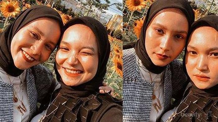5 Style OOTD Kompak ala Hijabers Kakak Beradik Nissachair - Soraya Ulfa