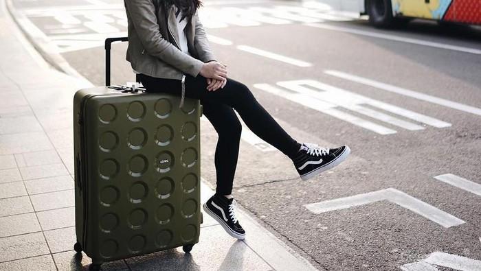 Contek 5 Casual Style ala Influencer di Bandara, Kece Abis!