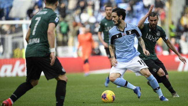 Bintang Lazio Luis Alberto bakal memberikan keuntungan besar buat Liverpool jika dijual ke klub lain pada akhir musim ini.
