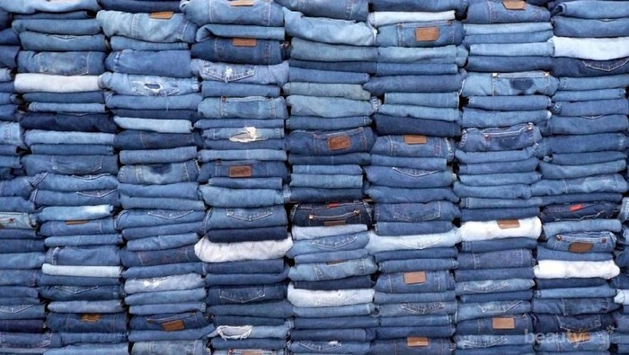 [FORUM] Bedanya celana jeans yang beli dan bikin itu apa ya?