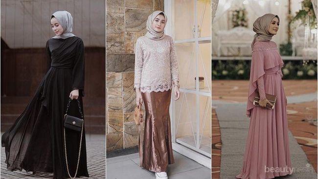 Cara Memakai Hijab Segitiga Untuk Pesta Ini Simpel Banget Ini Langkah Langkahnya