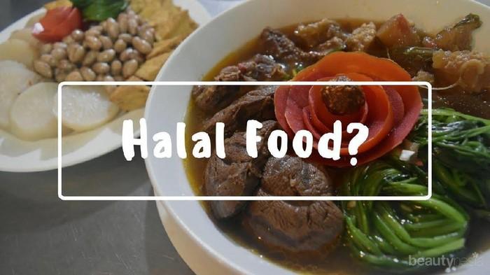 [FORUM] Cari makanan yang halal kalo di luar negri gimana yaa?