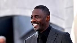 Louboutin dan Idris Elba Buat Koleksi Amal Cegah Rasial