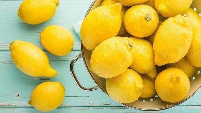 Wah, Ternyata Manfaat Jeruk Lemon Sangat Menakjubkan untuk Kesehatan! Yuk, Cari Tahu di Sini!