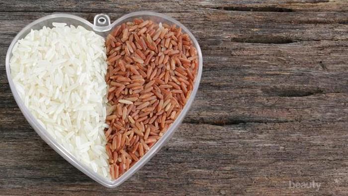 Manfaat Tersembunyi Nasi Merah Selain Turunkan Berat Badan