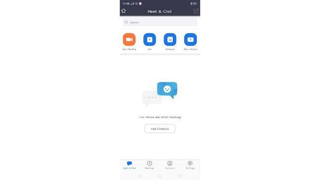 Pengguna aplikasi rapat online Zoom rawan keamanan data lantaran aplikasi itu diam-diam berbagi data pengguna dengan Facebook.