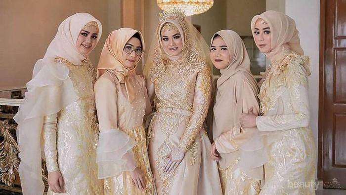 Cantik Banget! Outfit Muslimah Ini Cocok Buat Kondangan
