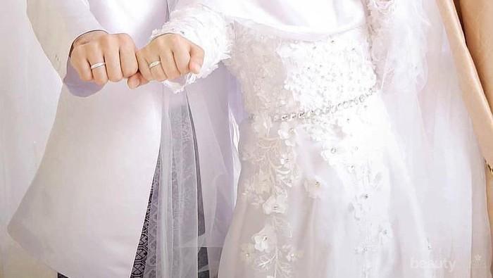 Terlihat Manis dan Elegan, Model Cincin Kawin Ini Lagi