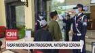 VIDEO: Pasar Modern Dan Tradisional Antisipasi Covid-19