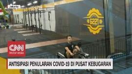 VIDEO: Antisipasi Penularan Covid-19 di Pusat Kebugaran