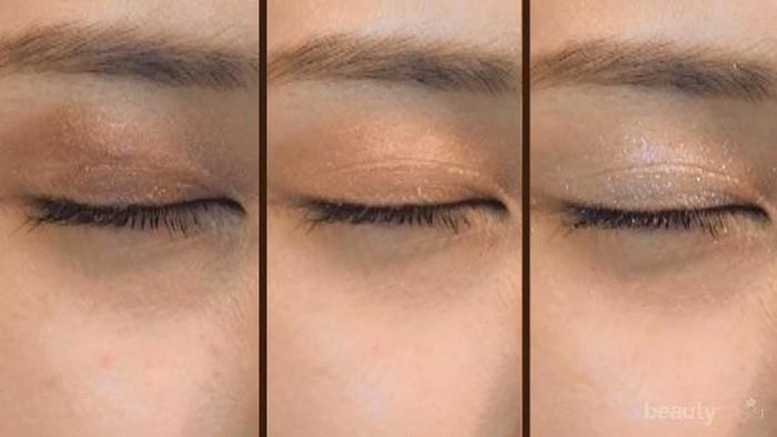 Mencoba Eyecolor dari Avant, Line Baru Visee