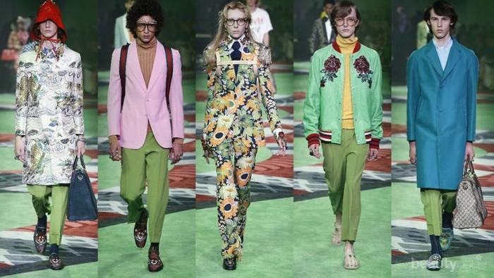 Sudah Coba Warna Fashion trend 2017? Jangan Sampai Ketinggalan Lho!