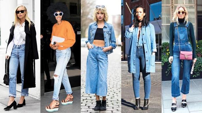 Enggak Sempat Mencuci Celana Jeans? Tenang, Cukup Bersihkan dengan Cara Jitu Ini!