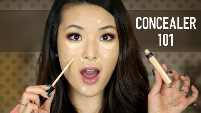 Meski Mudah, Tips Ini Mampu Membantu Kamu Mengaplikasikan Concealer Dengan Sempurna!
