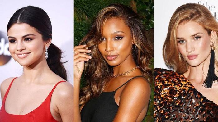 Hollywood Inspired Hair! 5 Warna Rambut Kecoklatan yang Hits di Musim Semi 2017