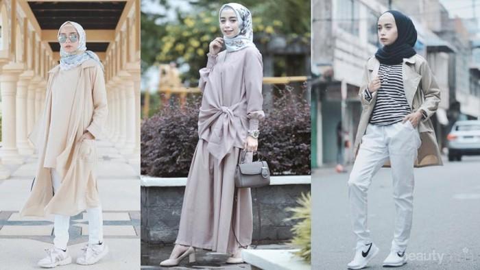 Tampil Stylish Tanpa Perlu Mahal, Ini Inspirasi Hijab Ala Selebgram Joyagh
