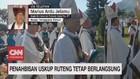 VIDEO: Penahbisan Uskup Ruteng Tetap Berlangsung