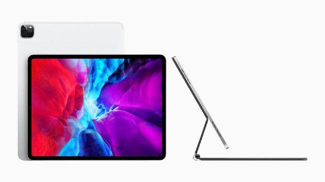 Apple disebut akan merilis iPad Pro anyar pada semester dua 2021 yang dilengkapi dengan layar OLED yang lebih tahan lama.