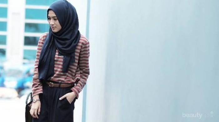 Style Hijab Kasual Artis Indonesia Ini Bisa Jadi Inspirasimu Lho!