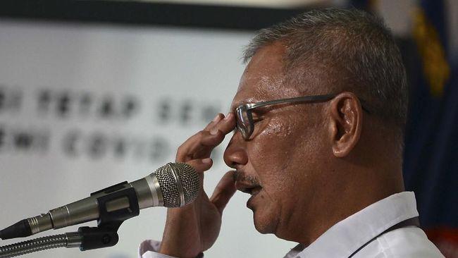 Pemerintah mengumumkan jumlah kasus positif corona bertambah menjadi 369 kasus positif, 32 orang meninggal, dan 17 orang sembuh.