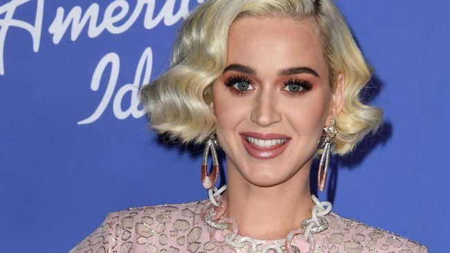 Katy Perry Nikmati Masa Hamil di Tengah Wabah Corona
