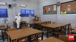 Kemdikbud: Pemda Zona Hijau Bisa Putuskan Buka Sekolah