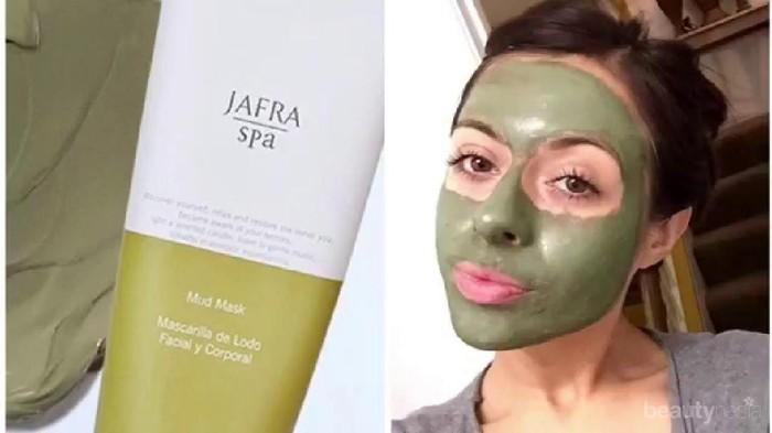 Cara Penggunaan Masker Lumpur Jafra Untuk Jerawat